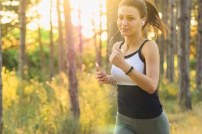 ジョギングからランニングへステップアップで痩せる!