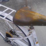 自転車のサドル交換は女性でも簡単に出来ますよ!
