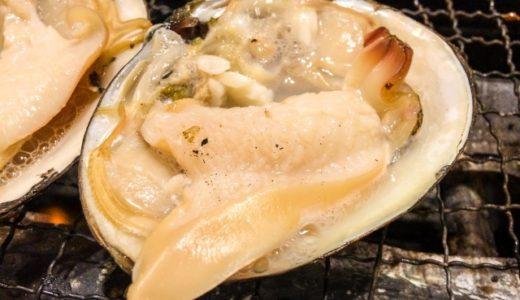 茨城の大洗サンビーチ潮干狩りで大はまぐり続出!