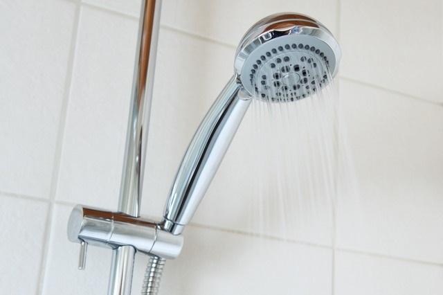シャワーヘッド写真